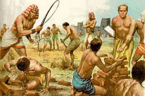 """escravidão-no-Egito"""""""